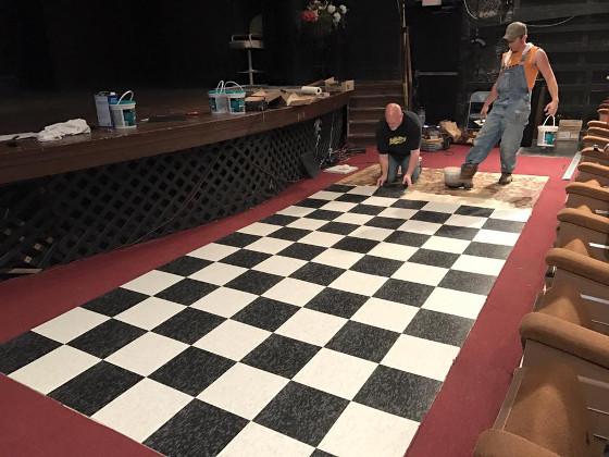 SPJ-Dance Floor