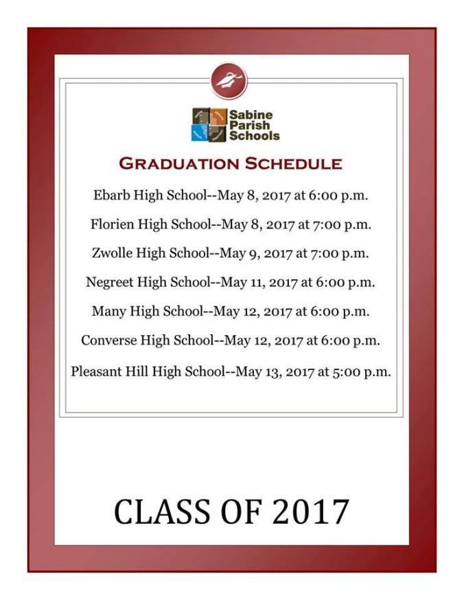 SPJ-grad schedule
