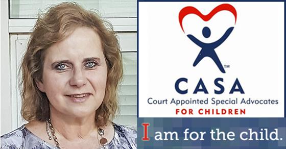 CASA Advocate Cristina