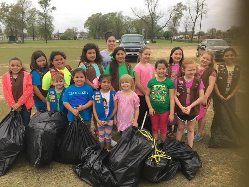 Sabine-Trash Cleanup 2018 (3)