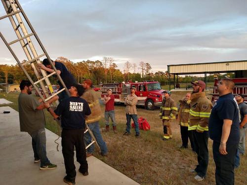 Fire Training 4
