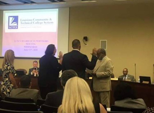 CTLCC Sworn In